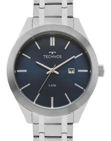 Relógio Technos Masculino Classico - 2115mnr/1a