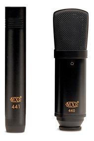 Mxl 440 441 . Kit De Microfones Condensadores . Loja . Gtia