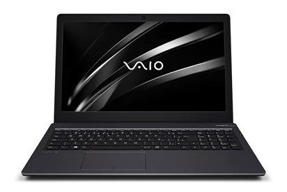 Notebook Vaio Fit15s 8ª Geração Intel I5 4gb 1tb - 15.6 W1