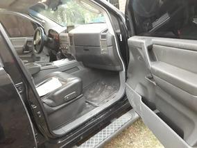Nissan Titan Crew Cab Le Piel 4x4 Mt 2005