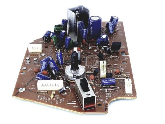 Placa Principal Semp Toshiba Rg 8177mp3 Novo