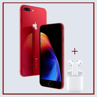iPhone 8 Plus 64gb Red Quasezero