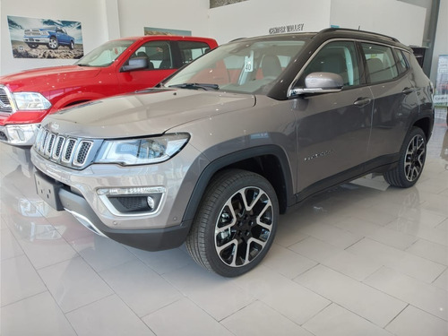 Jeep Compass Limited 2.0l Diesel At9- Adt