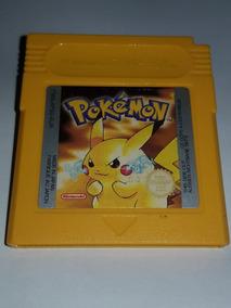Pokemón Yellow