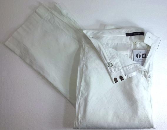 Pantalón Diseñador Elie Tahari -fashionella- 4(24) T9y1 T9y0