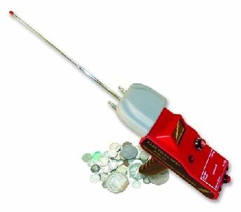Rastreador De Oro Larga Distancia Electroscope Americano