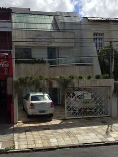 Casa 03 Pavimentos No Bairro São José, Próximo A Praça Tobias Barreto - Cp5879