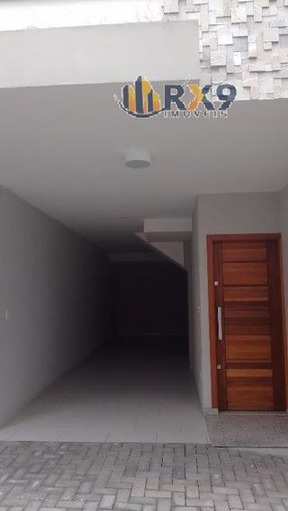 Casa Para Venda, 2 Dormitórios, Santa Maria - Santo André - 484