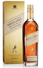 Imagem 1 de 5 de Gold Label  Whisky Johnnie Waker 750ml Edição  Limitada