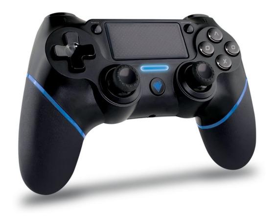 Joystick Gamepad Cobra X Ps4 Ps3 Pc 3mts Vibración Level Up