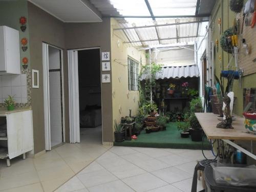 Casa Térrea À Venda No Jardim São Paulo, Sorocaba-sp - 3706 - 69346843