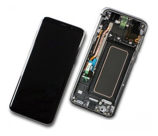 Modulo Pantalla Samsung S8 Plus G955f Marco Original Outlet