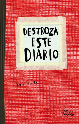 Destroza Este Diario Rojo - Smith,keri