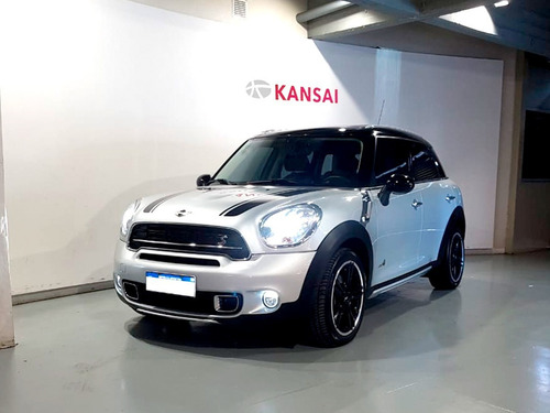 Mini Cooper S Countryman All4 Secuencial 2016