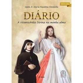 Livro Diário De Santa Faustina - A Misericórdia Divina Na Mi