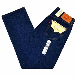 Pantalones Jeans Levis 501 De Caballero Corte Original