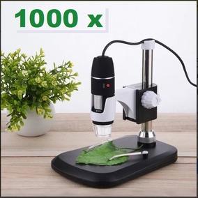 Microscopio Digital 1000x Base 2.0mp Imagem Hd 1028