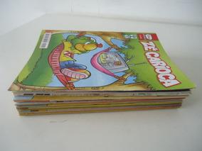 Lote Com 17 Revistas Do Zé Carioca