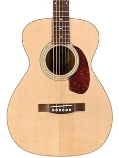Guild M-240e Guitarra Electroacústica Concert Con Funda