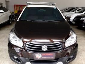 Suzuki S-cross 1.6 16v Vvt Gasolina Gls 4p 4x4 Automático