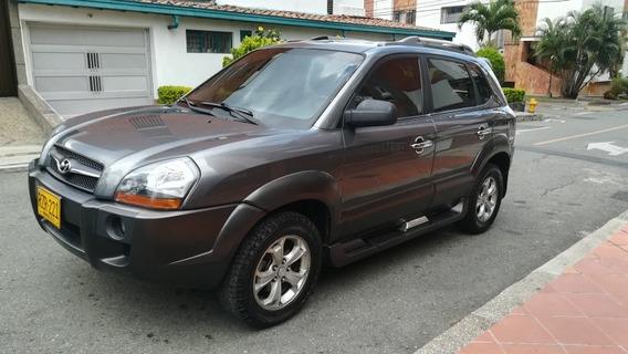 Hyundai Tucson Gl Crdi 4x4 Mt