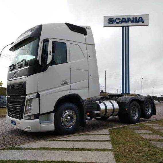 Volvo Fh 460, 6x2, 2017 Scania Seminovos Pr