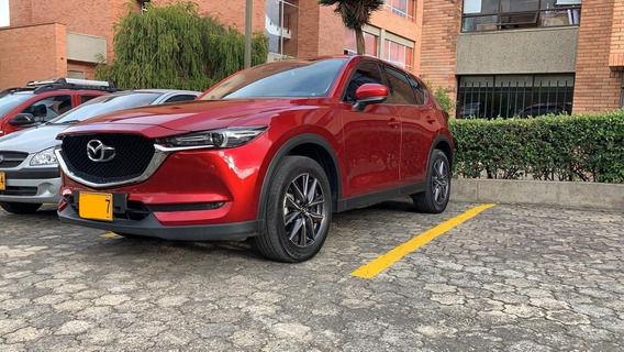 Mazda Cx-5 Grand Touring Lx Full Equipo