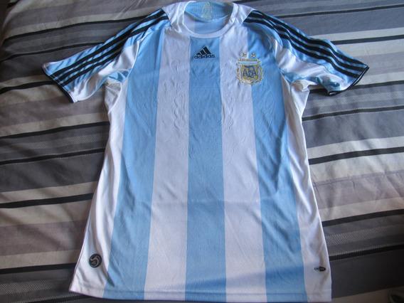 Camiseta Selección Argentina 2008 Talle M