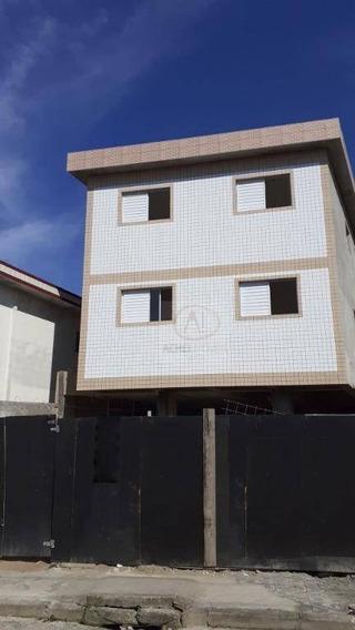 Apartamento À Venda, 50 M² Por R$ 190.000,00 - Vila Cascatinha - São Vicente/sp - Ap8949