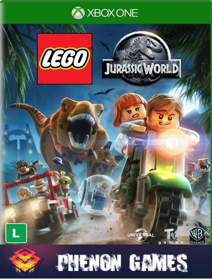 Lego Jurassic World - Xbox One - Midia Digital - Off-line