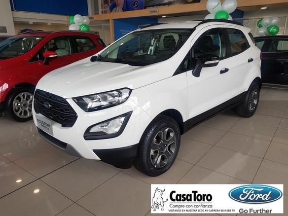 Ford Ecosport Freestyle 4x4 Automatica Cst Av68 Lhf