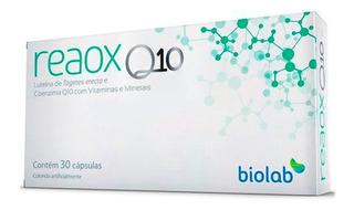 Reaox Q10 Com 30 Cápsulas