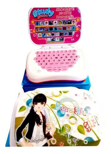 Computador Infantíl Niños Didáctico Interactivo