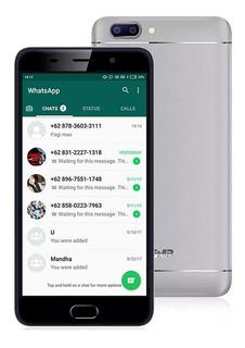 Celular Smartphone Ghia Zeus Quad Core 1gb 8gb Camara 13mpx