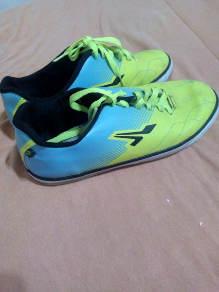 Tenis Futsal Tronic Numero 39