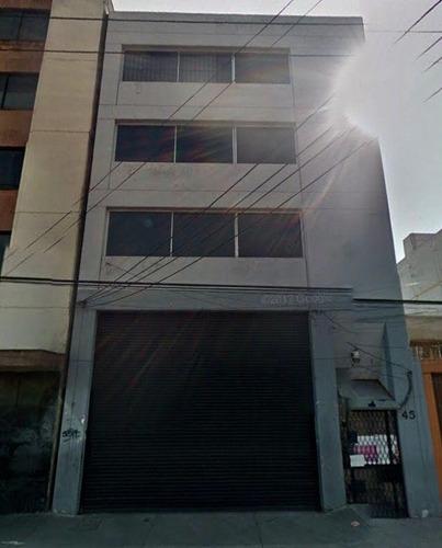 Imagen 1 de 8 de Se Renta Edificio Comercial En La Colonia Obrera