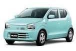 Suzuki Alto Chocado-compro