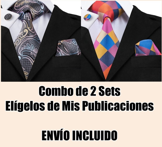 Oferta: 2 Sets A Elegir De Mis Publicaciones + Envío Gratis