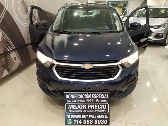 Chevrolet Spin 1.8 Lt 5as 105cv 2019 Liquidacion De Stock 99