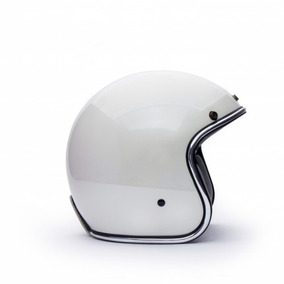Capacete Urban Helmets - Flake Branco Titanium