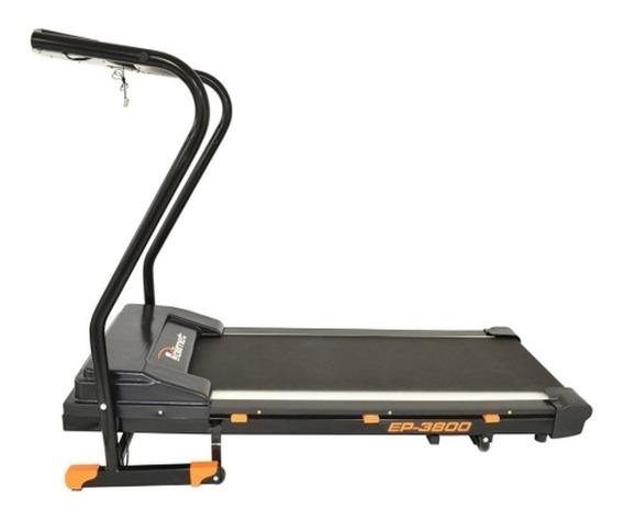 Esteira Ep-3800 Até 120kg Polimetbivolt