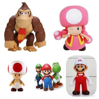 Muñecos Mario Bros Varios Personajes Precio X C/u Banpresto
