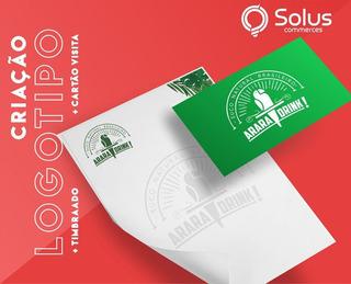 Criação Logo Cartão Visita Timbrado Engenharia Civil
