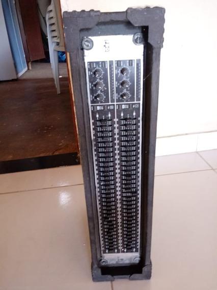 Equalizador 2 Canais 31 Bandas Fbq3102