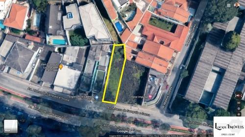 Imagem 1 de 1 de Terreno 452 M² Em Frente Ao Parque Do Carmo A Venda - Te00009 - 68984968