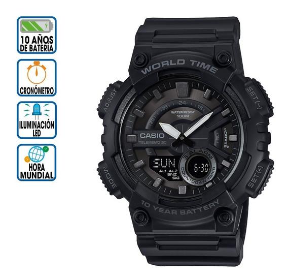 Reloj Casio Core 10 Años Aeq-110w-1b