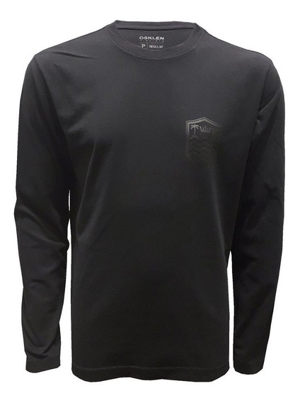 Camiseta Osklen Brasão (58251)