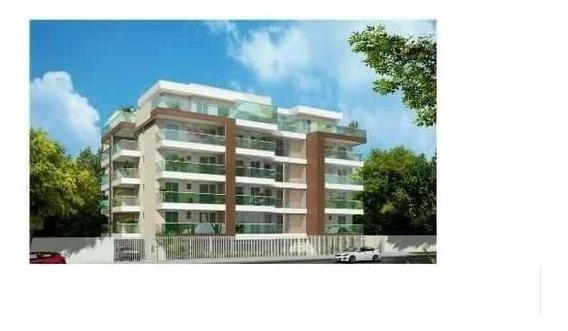 Apartamento Residencial À Venda, Piratininga, Niterói. - Ap0005