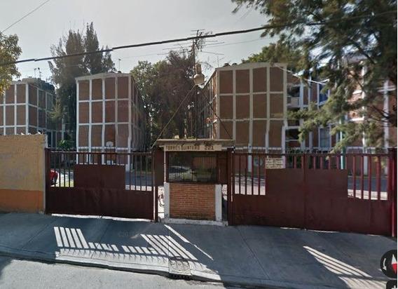 Excelente Departamento En San Miguel Iztapalapa