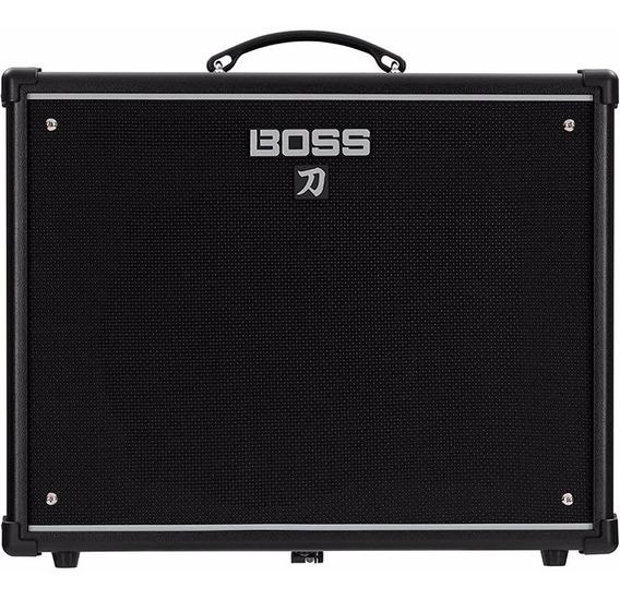 Amplificador Boss Para Guitarra Katana Ktn-100 100w Cubo